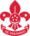the singapore scout association logo